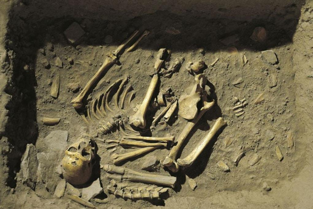 Il funerale dei Neanderthal