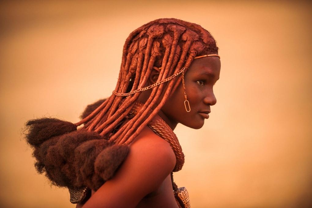 La vista sopraffina degli Himba