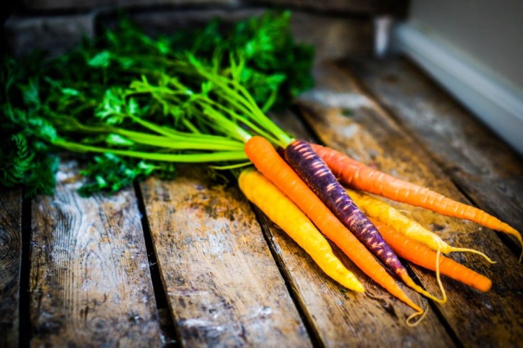 Le carote viola fanno abbronzare?