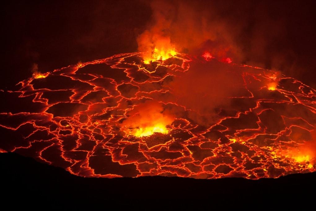 Così si è formato il più grande vulcano della Terra