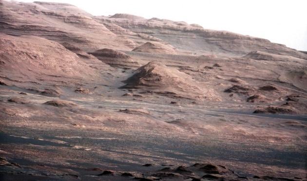 C'è azoto su Marte. E anche la vita?