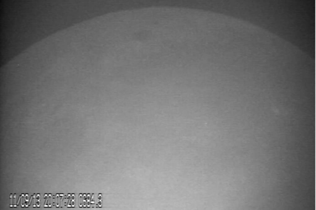 Impatto meteoritico da record sulla Luna
