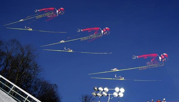 Sochi, prodezze olimpiche in sequenza