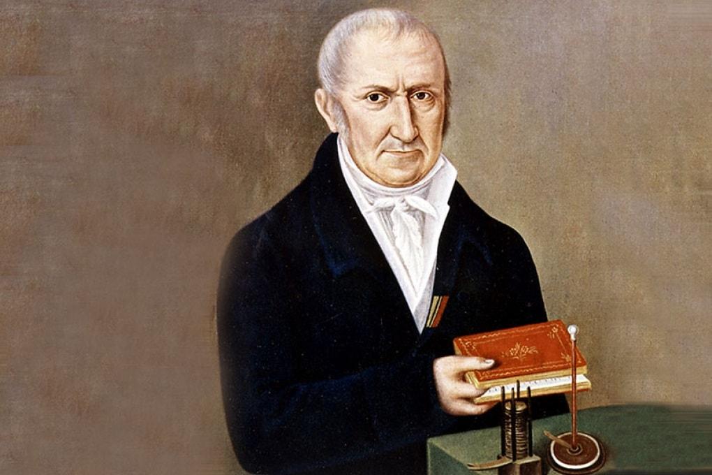 Alessandro Volta, storia di un genio italiano