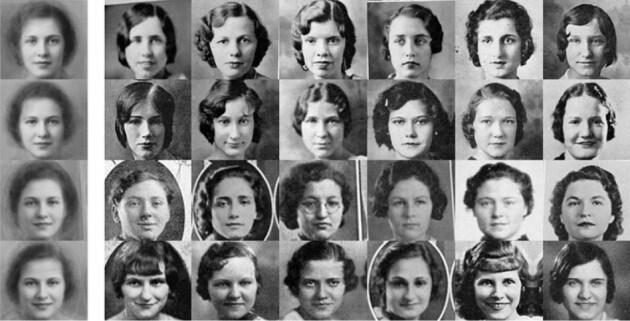 Un secolo di annuari scolastici: sempre più sorridenti