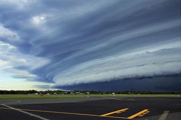 Australia: quando il meteo dà spettacolo
