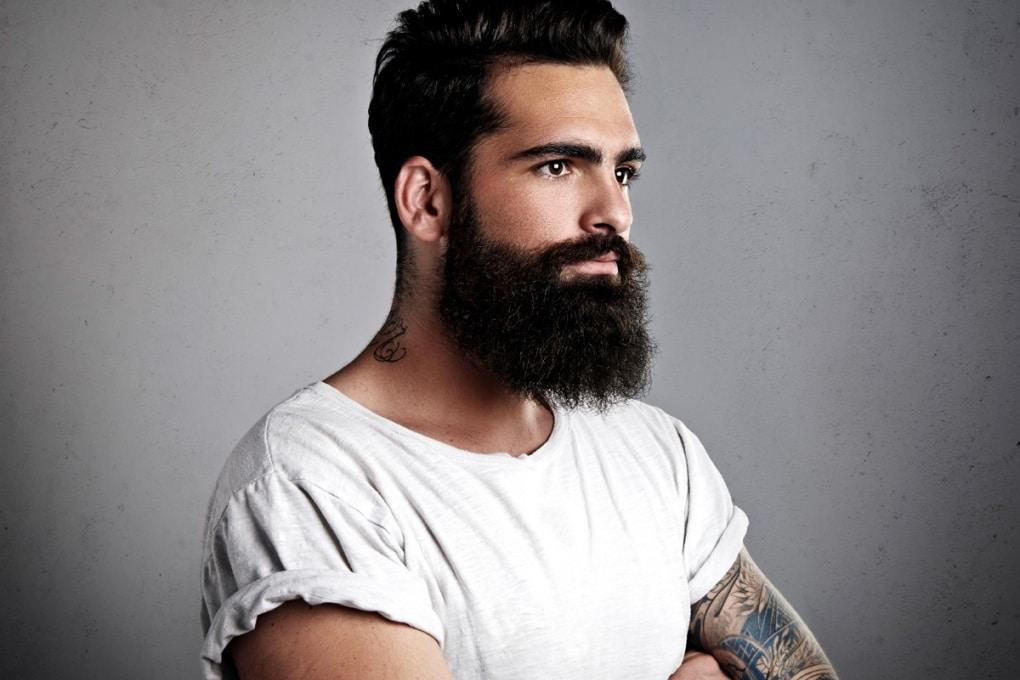 Nella barba ci sono gli stessi batteri del wc?