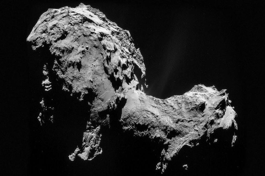 Rosetta, Philae e la cometa