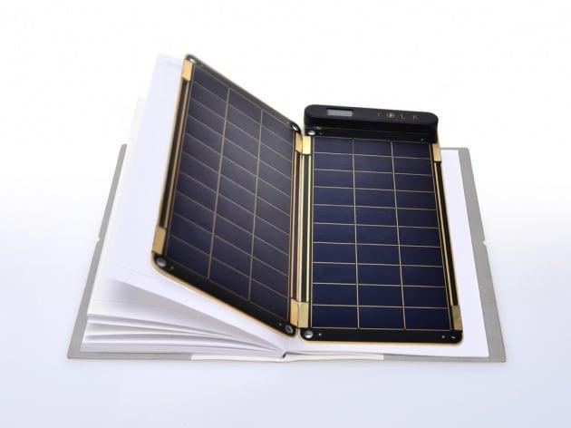 Il foglio fotovoltaico
