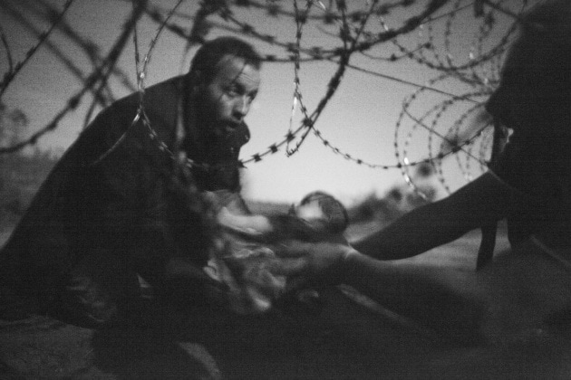 I vincitori del World Press Photo 2016