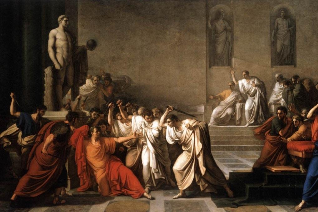 Idi di Marzo: com'è andato per davvero l'omicidio di Giulio Cesare?