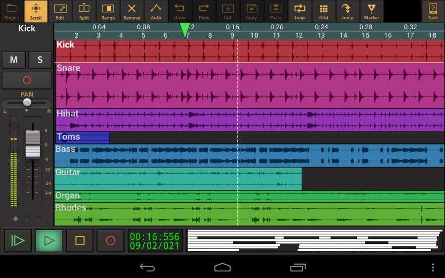 smartphone 10 app per fare musica On app per fare video con musica di sottofondo