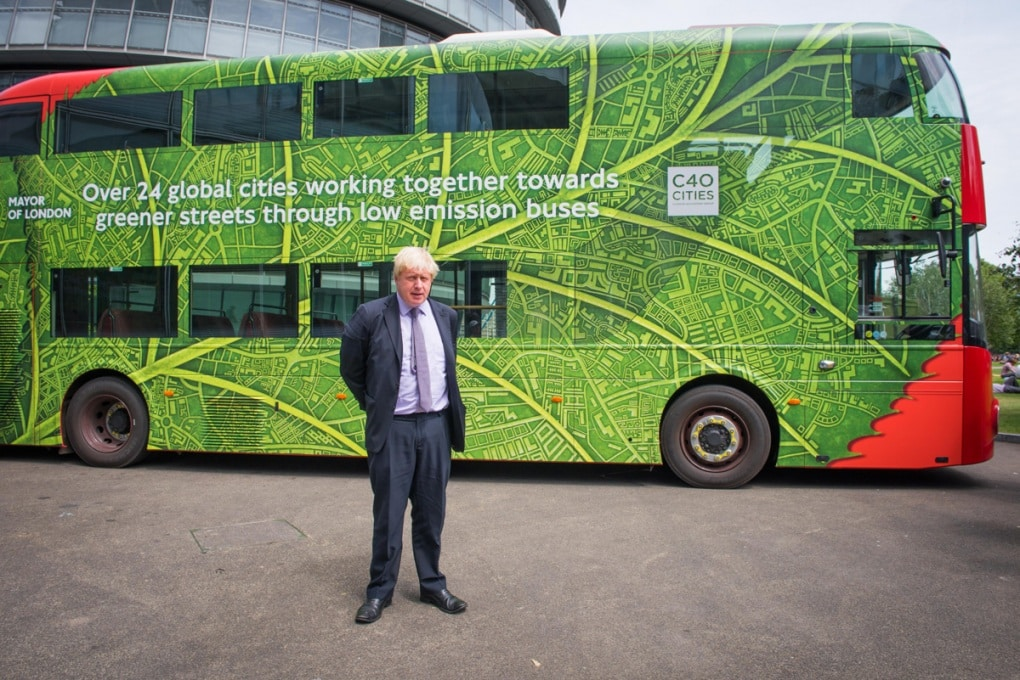 Londra: arrivano i bus a due piani elettrici