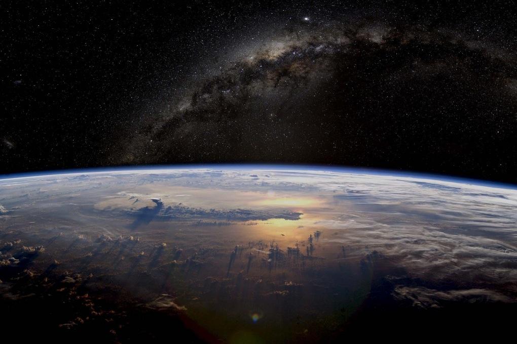 L'acqua della Terra è (quasi) tutta terrestre
