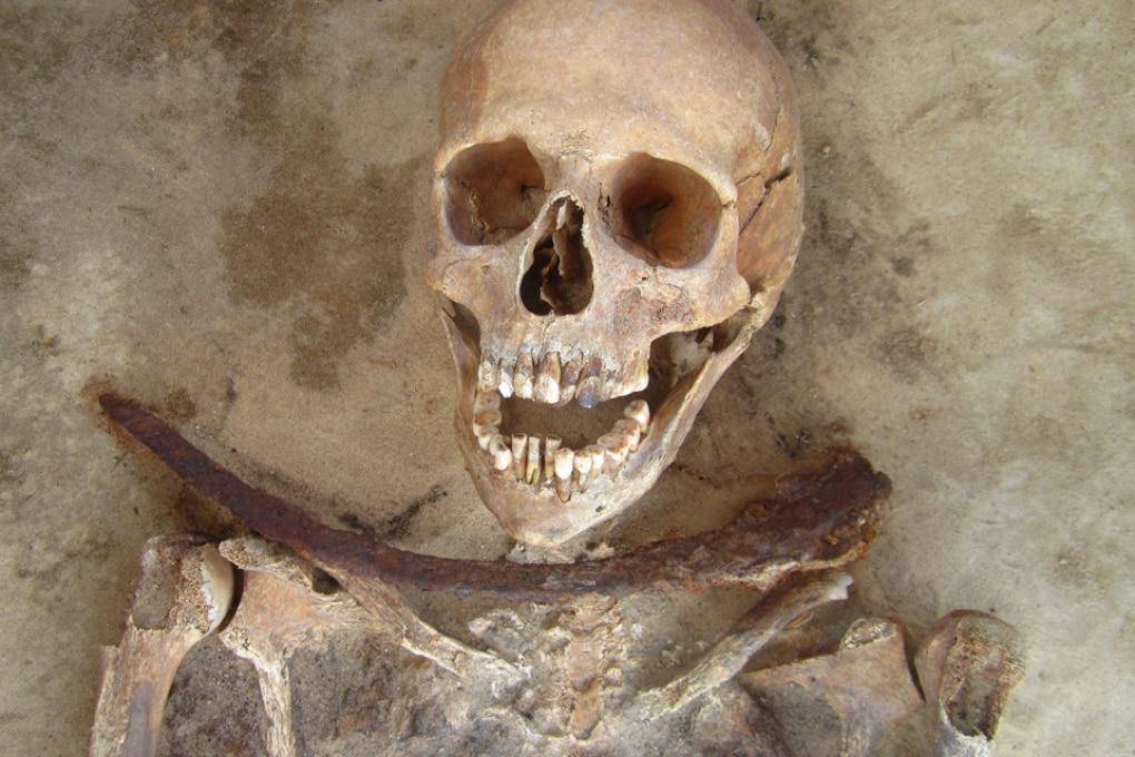 L'archeologia dei non morti