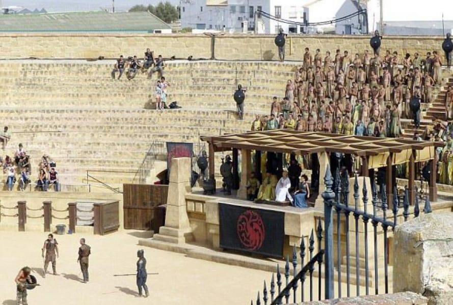 Trono di Spade: i luoghi dove è stata girata la serie