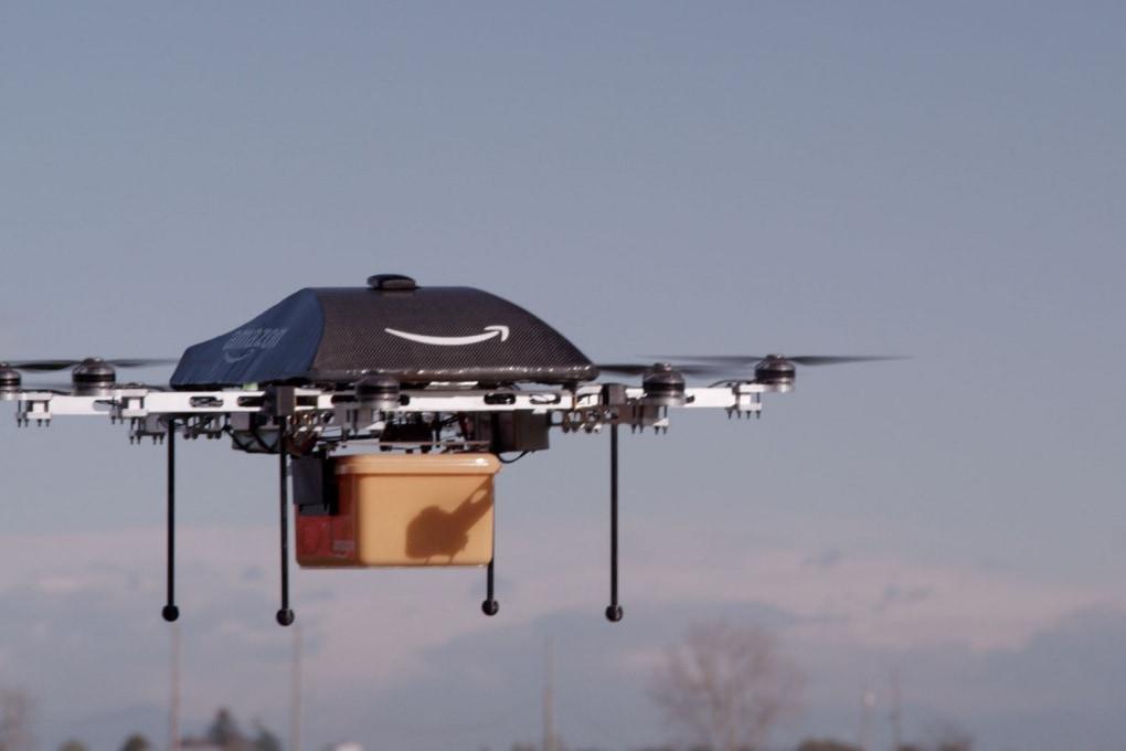 Il piano di Amazon per il volo dei droni