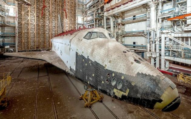 Gita clandestina nel cosmodromo di Bajkonur
