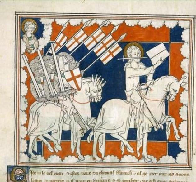 Salute: in dieta Templari segreti anti-età, cavalieri vissero più della media