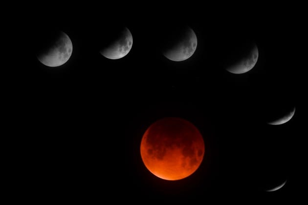 Il cielo di ottobre: eclissi di stelle e congiunzioni di pianeti