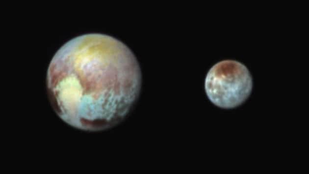 Da Star Trek e Star Wars l'ispirazione per la geografia di Plutone