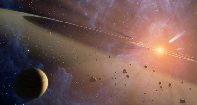 Due nuovi, enormi pianeti nel Sistema Solare: sono loro a perturbare l'orbita di Plutone?