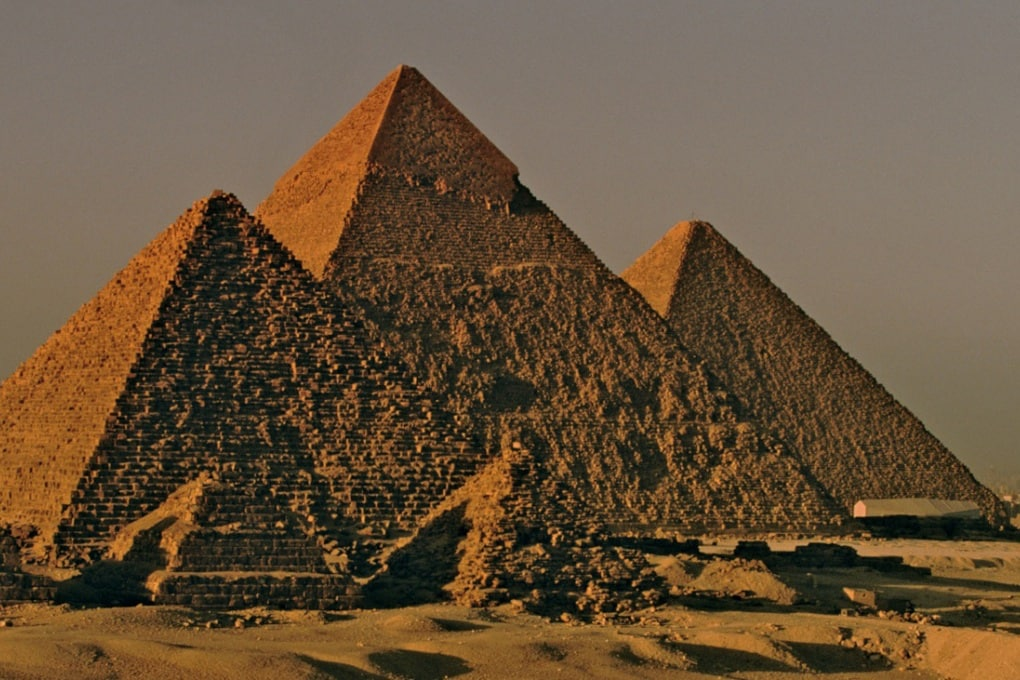 A caccia degli ultimi segreti delle Piramidi
