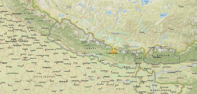 Nuovo forte terremoto in Nepal