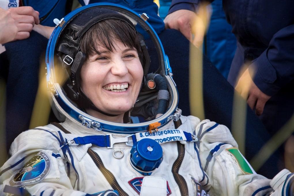 Samantha Cristoforetti è rientrata sulla Terra