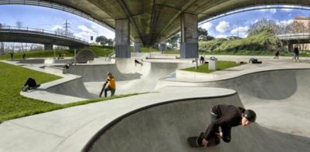 Dal Grab allo Skatepark, 13 idee di mobilità nuova per Roma
