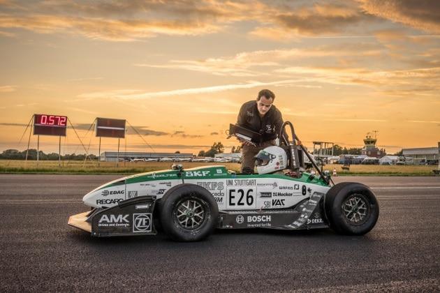 Il record dell'auto elettrica: da 0 a 100 km/h fa meglio di una Formula 1