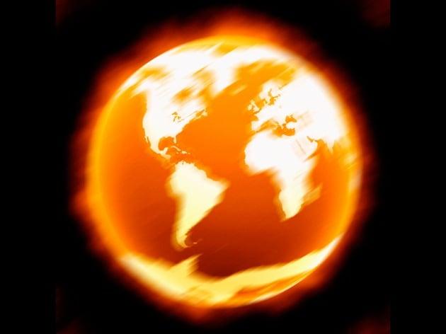 Dove bolle il pianeta
