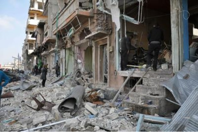 Sanità: Msf, in Siria stop attacchi a civili e garantire assistenza medica