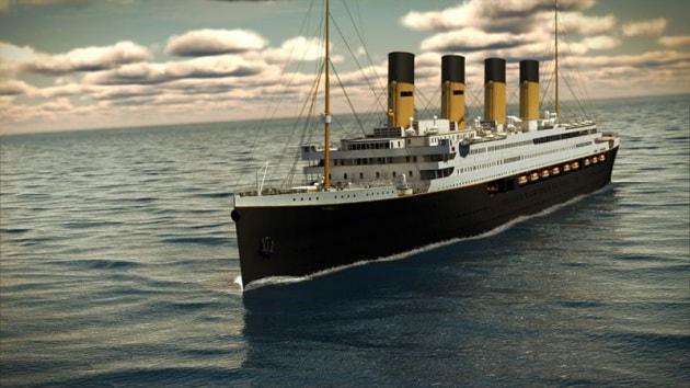 Titanic II, la replica del Titanic è pronta a salpare