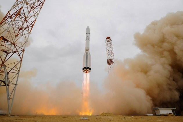 ExoMars è partita per Marte