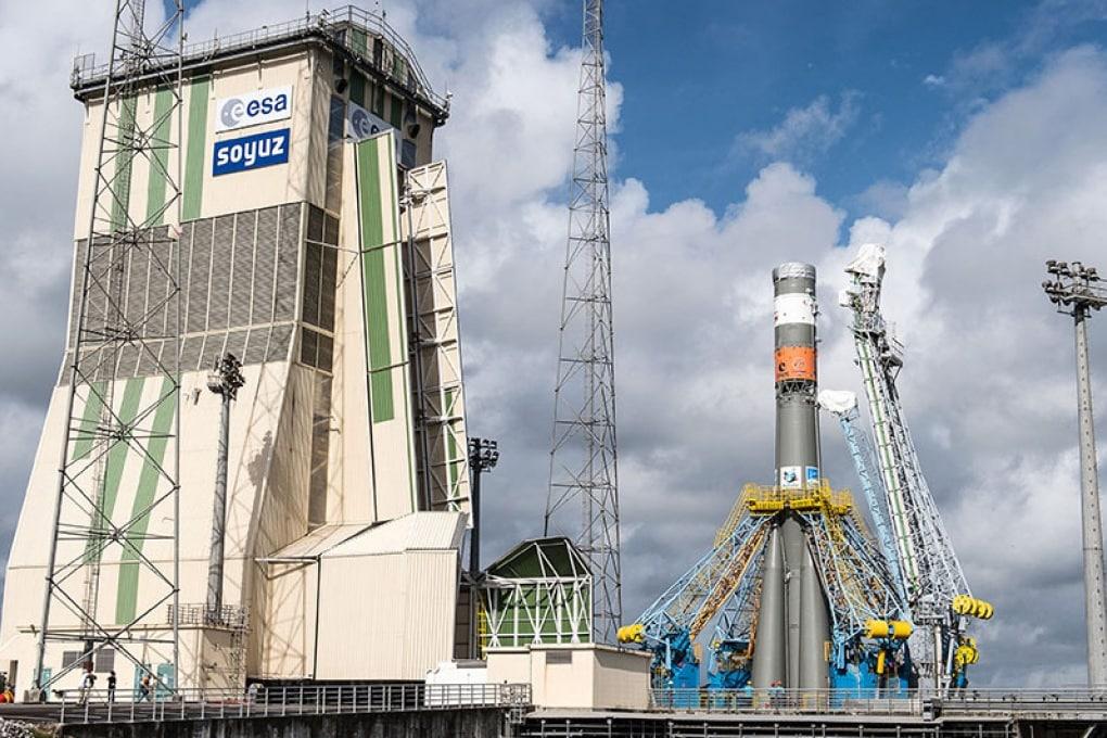 La partenza di Sentinel-1B