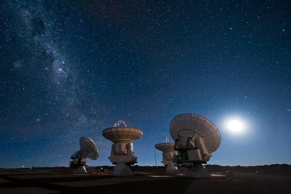 Da quei pianeti nessuno ci ha chiamato