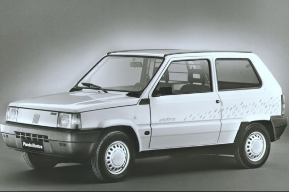Fiat Panda Elettra