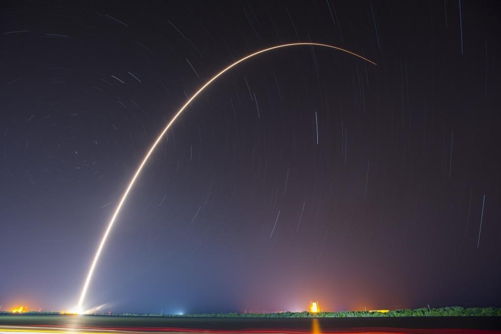 SpaceX, un'altra impresa riuscita per il Falcon 9