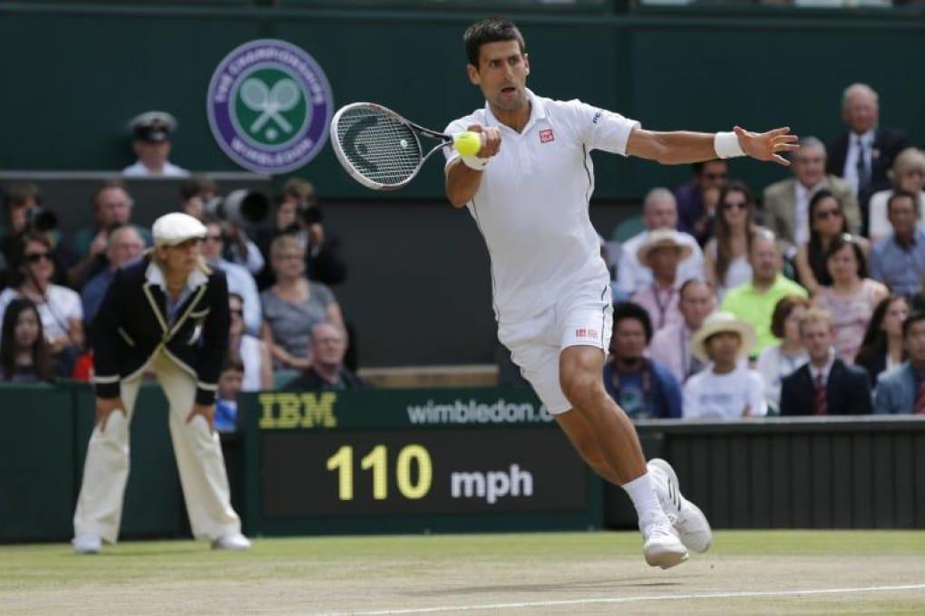 Torneo di Wimbledon: come si misura la velocità della pallina da tennis?