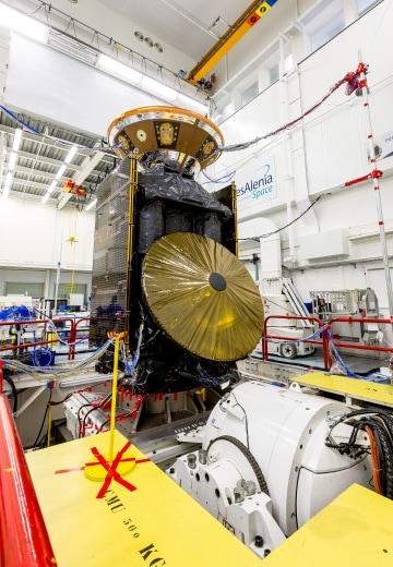 L'orbiter di ExoMars 2016