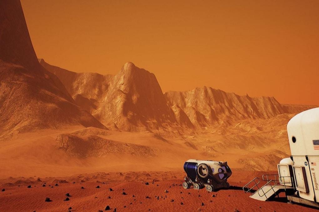 In missione su Marte con la realtà virtuale