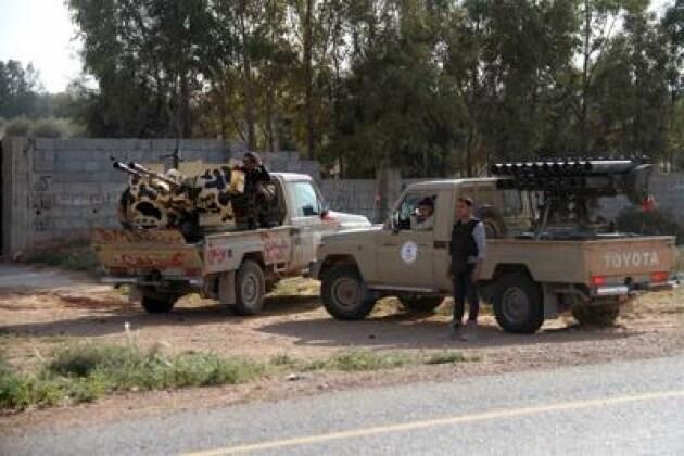 Aodi, in Libia si teme uso di gas, cresce numero morti