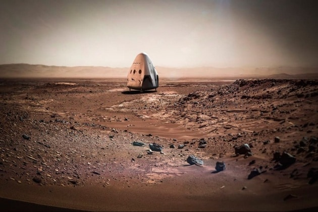 Red Dragon su Marte nel 2018: parola di Elon Musk