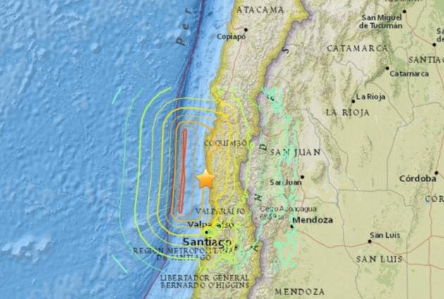 Le cause del terremoto cileno e dello tsunami