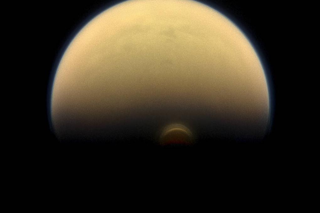 Le incredibili nubi ghiacciate di Titano