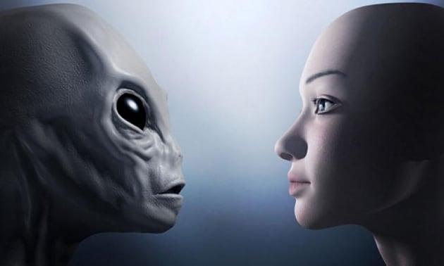 Gli alieni di Darwin