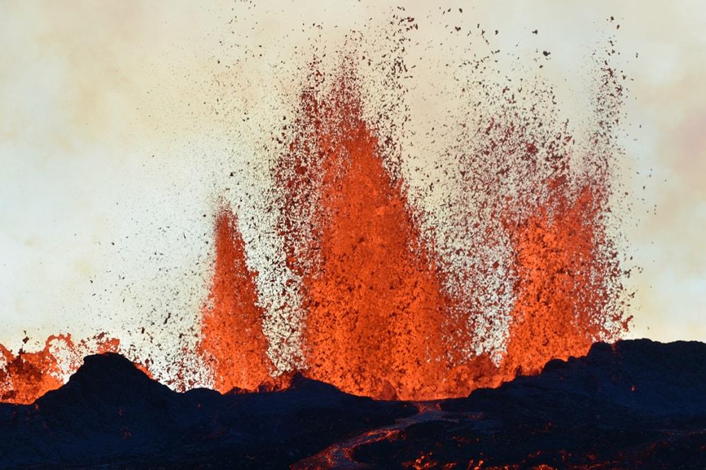 Bardarbunga, i segreti di un'eruzione