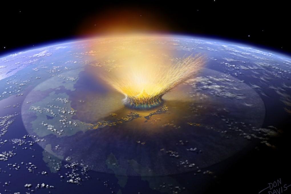 Il pianeta dei dinosauri è stato soffocato dalla polvere