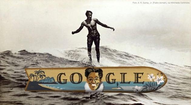 Duke Kahanamoku, 5 cose da sapere sul papà del surf